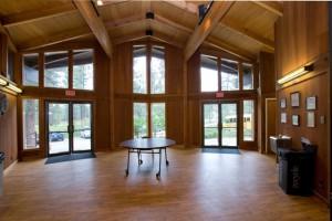 Wagner Lodge Inside